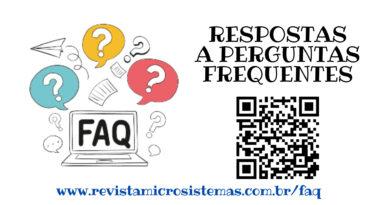 PERGUNTE NA FAQ